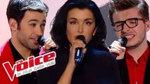 No Doubt – Don't Speak   Olympe, Anthony Touma & Jenifer   The Voice France 2013   Demi-Finale