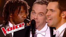 Alicia Keys – If I Ain't Got You | Yoann Fréget, Emmanuel Djob & Garou | The Voice 2013 |Demi-Finale