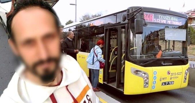 Metrobüste, Kadını Taciz Edip Cinsel Organını Dışarı Çıkaran Sapığın İfadesi Ortaya Çıktı