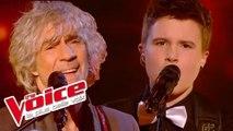 Rolling Stones – Angie | Loïs Silvin & Louis Bertignac | The Voice France 2013 | Finale