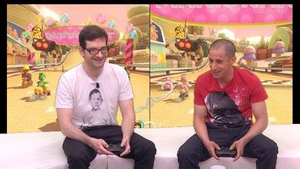 Kosh, humoriste expert en beatbox dans BESTO FRIENDO - CLIQUE TV