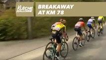 The Breakaway - La Flèche Wallonne 2019