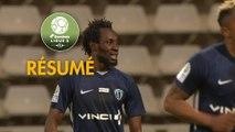 Paris FC - Valenciennes FC (0-0)  - Résumé - (PFC-VAFC) / 2018-19