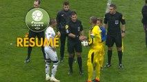 AS Béziers - Clermont Foot (1-1)  - Résumé - (ASB-CF63) / 2018-19