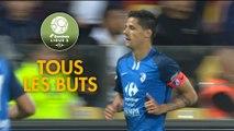 Tous les buts de la 34ème journée - Domino's Ligue 2 / 2018-19