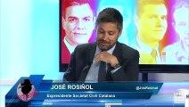 """JOSE ROSIÑOL: """"Sánchez tenía claro cuál era su objetivo. Su campaña ha sido muy eficaz"""""""