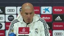 "Zidane : ""la Liga sera l'objectif la saison prochaine"""