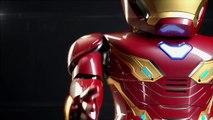 Iron Man MK50 Robot by UBTECH (1080p)