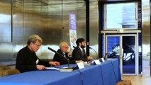 Journées Scientifiques de l'Environnement (JSE) 2019 – Ouverture du 1er jour de colloque scientifique