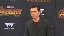 Tom Holland thanks fans for Marvel love after missing final 'Avengers' premiere