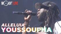 YOUSSOUPHA : Alleluia (live @ Concert Mouv' x AllPoints)