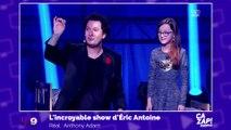 La vanne osée d'Eric Antoine sur Michel Drucker !