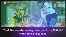 Happy Birthday Sachin Tendulkar! Take a look at the maestro's record-breaking career