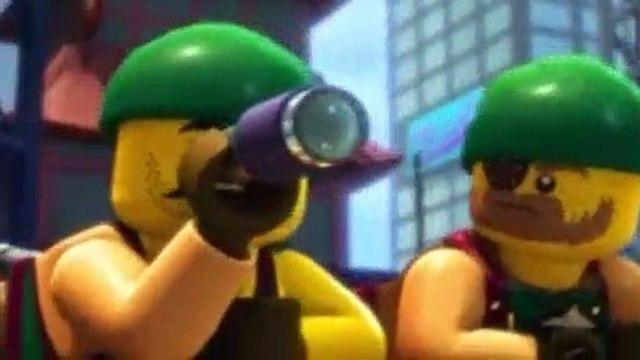 LEGO NinjaGo Masters of Spinjitzu S06E09 Operation Land Ho