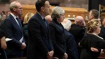 Les funérailles de la journaliste nord-irlandaise assassinée se sont déroulées à Belfast