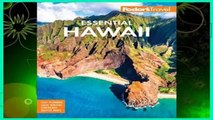 [GIFT IDEAS] Fodor s Essential Hawaii (Full-color Travel Guide) by Fodor s Travel Guides