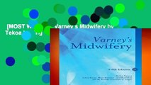 [MOST WISHED]  Varney s Midwifery by Tekoa L. King