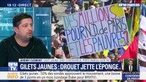 Gilets jaunes: Eric Drouet jette l'éponge