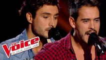 MC Solaar – Caroline | Fréro Delavega | The Voice France 2014 | Blind Audition