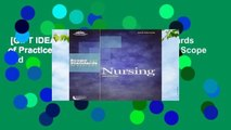 [GIFT IDEAS] Nursing: Scope and Standards of Practice (Ana, Nursing Administration: Scope and