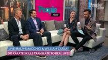 Ralph Macchio and William Zabka on Their 'Karate Kid' Rematch: 'We Still Got It'