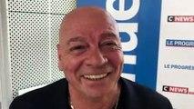 Tirage Coupe du Rhône – Dominique GIULY (MDA Foot) réagit après le tirage des QUARTS