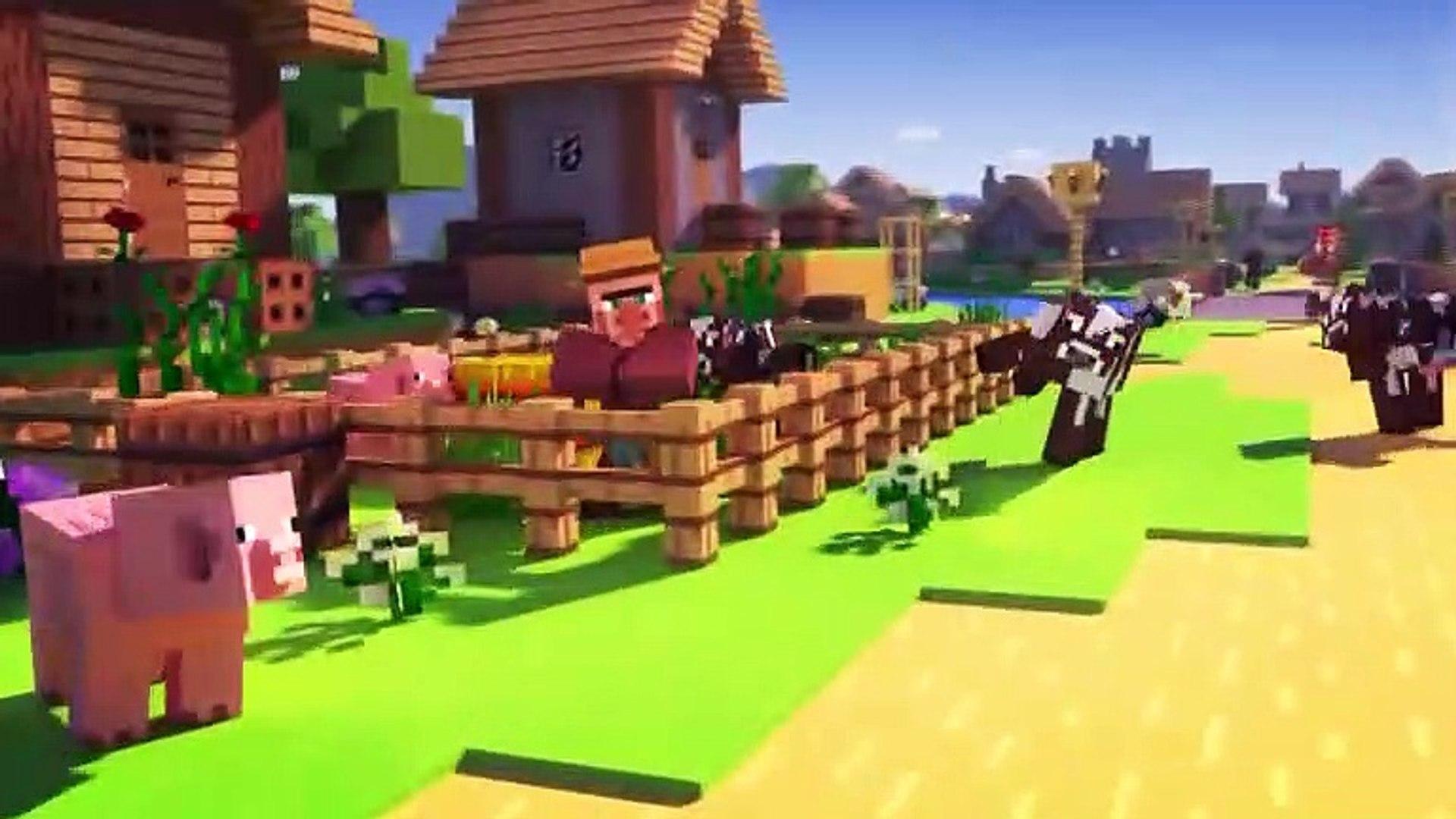 Minecraft's 'Village & Pillage' - Official Trailer