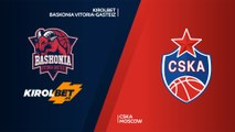 KIROLBET Baskonia Vitoria-Gasteiz - CSKA Moscow Highlights | Turkish Airlines EuroLeague PO Game 3