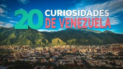 20 Curiosidades de Venezuela  | El país de la belleza