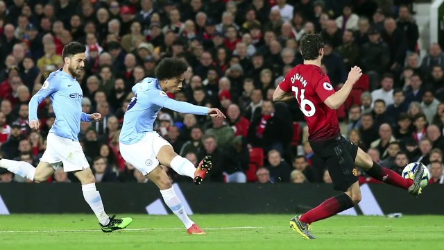 Feature: Manchester United 0-2 Manchester City