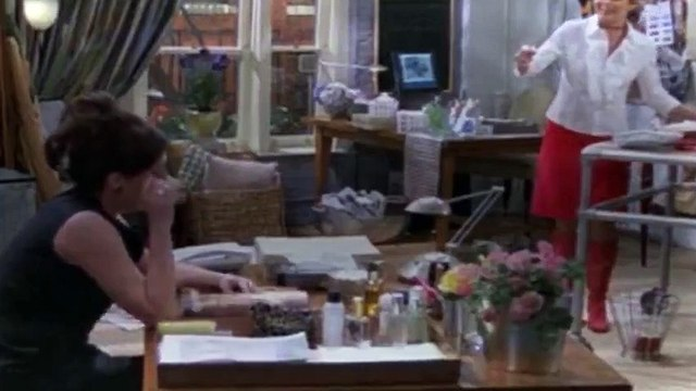 Will and Grace S02xxE13 Oh Dad, Poor Dad, Hes Kept Me