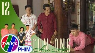 THVL Con ong Hai Lua Tap 12 5 Tam Tang gian lay khi bi ong H