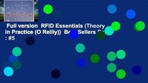 Full version  RFID Essentials (Theory in Practice (O Reilly))  Best Sellers Rank : #5