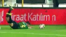 Akhisarspor 1 - 0 Ümraniyespor Ziraat Türkiye Kupası Maçın Geniş Özeti ve Golü