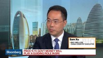 BNY Mellon's Xu on Belt & Road Opportunities, China's Economy, Investment Flows