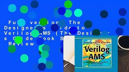 Verilog-AMS Resource   Learn About, Share and Discuss Verilog-AMS At