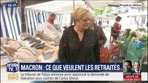 Baisse d'impôt, remboursement de la CSG... Ce qu'attendent les retraités des annonces de Macron