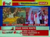 PM Narendra Modi roadshow in Varanasi; Priyanka Gandhi Vs PM Modi speculations on