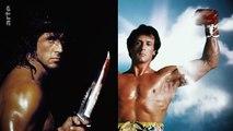 Stallone, profession héros (documentaire Cmplet)   ARTE Cinema