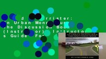 Road to Barrister: An Urban Monologue: The Discussion Book (Instructor): Instructor s Guide  For