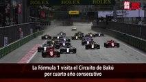 Claves del GP Azerbaiyán F1 2019