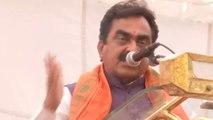 BJP Leader Rakesh Singh की फिसली जुबान, बोले आतंकवाद त्याग, तपस्या, बलिदान का प्रतीक |वनइंडिया हिंदी