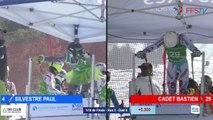 FFS TV - Les Arcs - Finales Coupe d'Argent - Slalom Parallèle U16 - 13.04.2016 - Replay