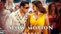 Bharat movie new song Slow Motion review, Salman Khan, Disha Patani भारत फिल्म का नया गाना स्लो मोशन