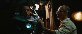 Tony Stark fabrique sa première armure - Iron Man 1
