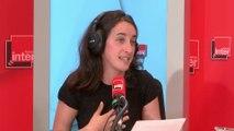 Dans les toilettes de France Inter - La drôle d'humeur d'Agnès Hurstel