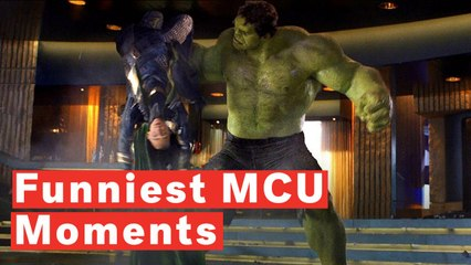 The 8 Funniest Marvel Cinematic Universe Moments From All 21 Movies