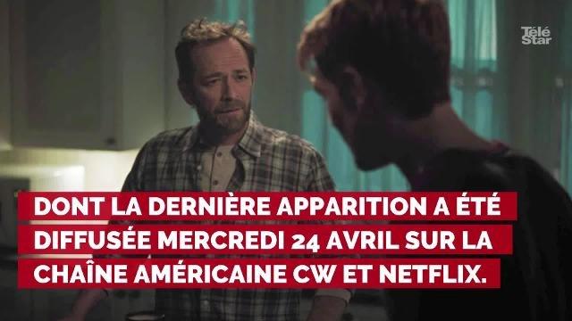 PHOTOS. Riverdale : découvrez la dernière scène très émouvante de Luke Perry dans la série
