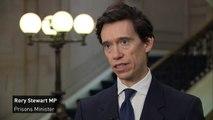 Rory Stewart: NSC leak 'deeply irresponsible'