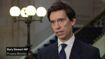 Rory Stewart: NSC leak 'deeply irresponsible'